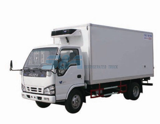 11.7 to 13.7 cubic meters cold chain transport truck